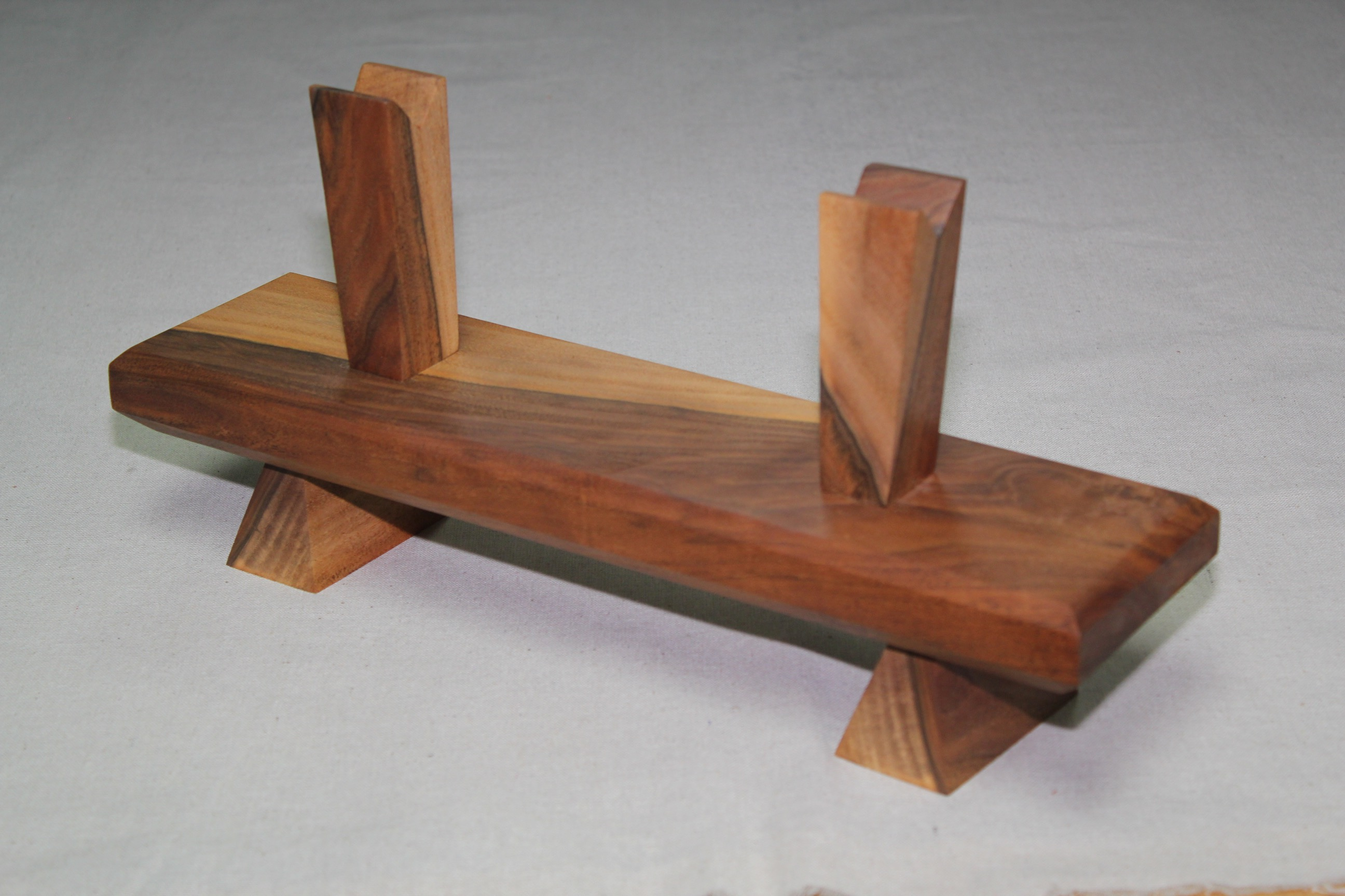 Display Stand - Walnut