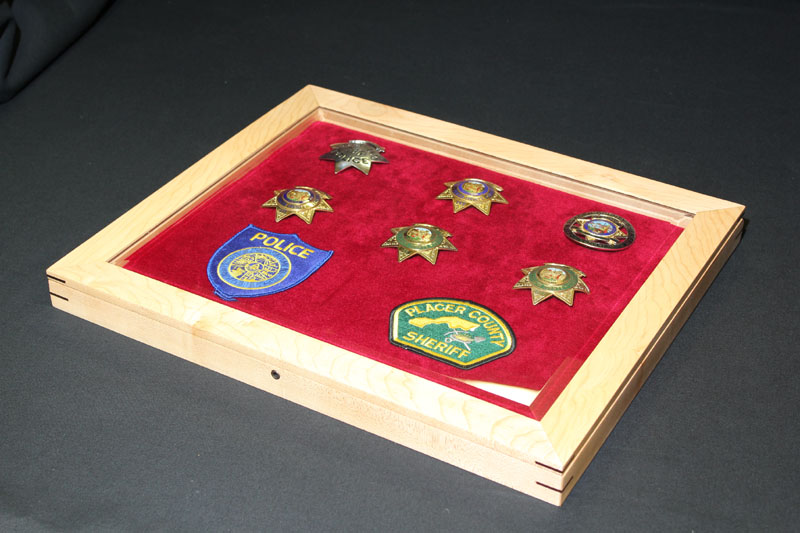 Shadowbox - Large - Maple