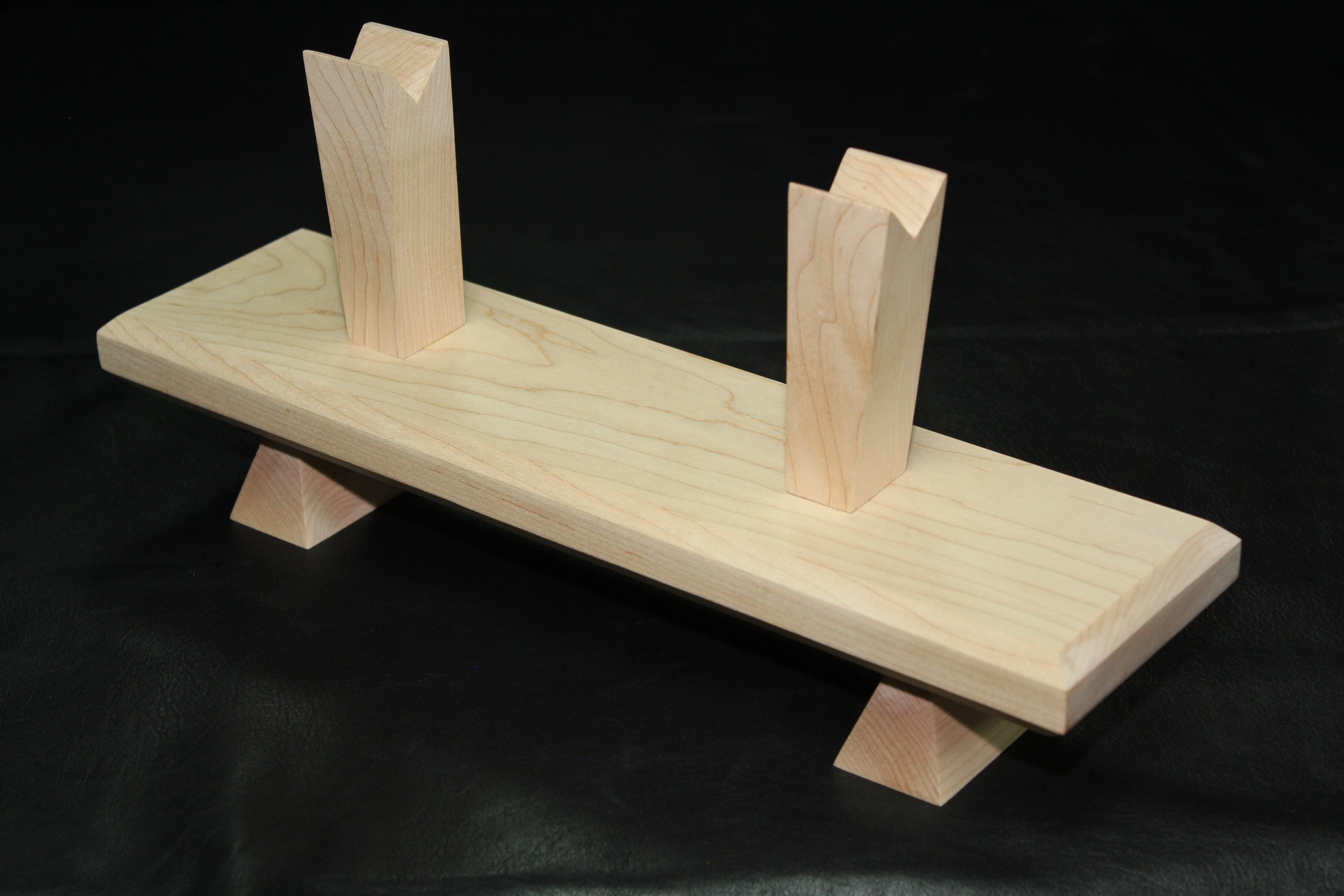 Display Stand - Maple